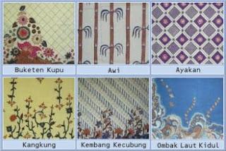 Ciri khas batik kota tasikmalaya
