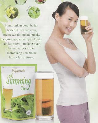 kiat turunkan berat badan secara alami