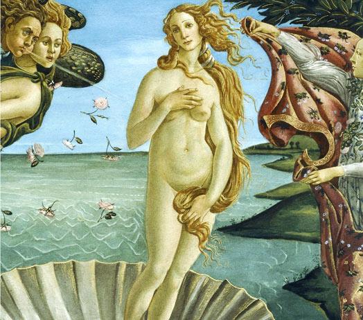 Afrodite, la dea della Bellezza e dell'Amore. Aphrodite