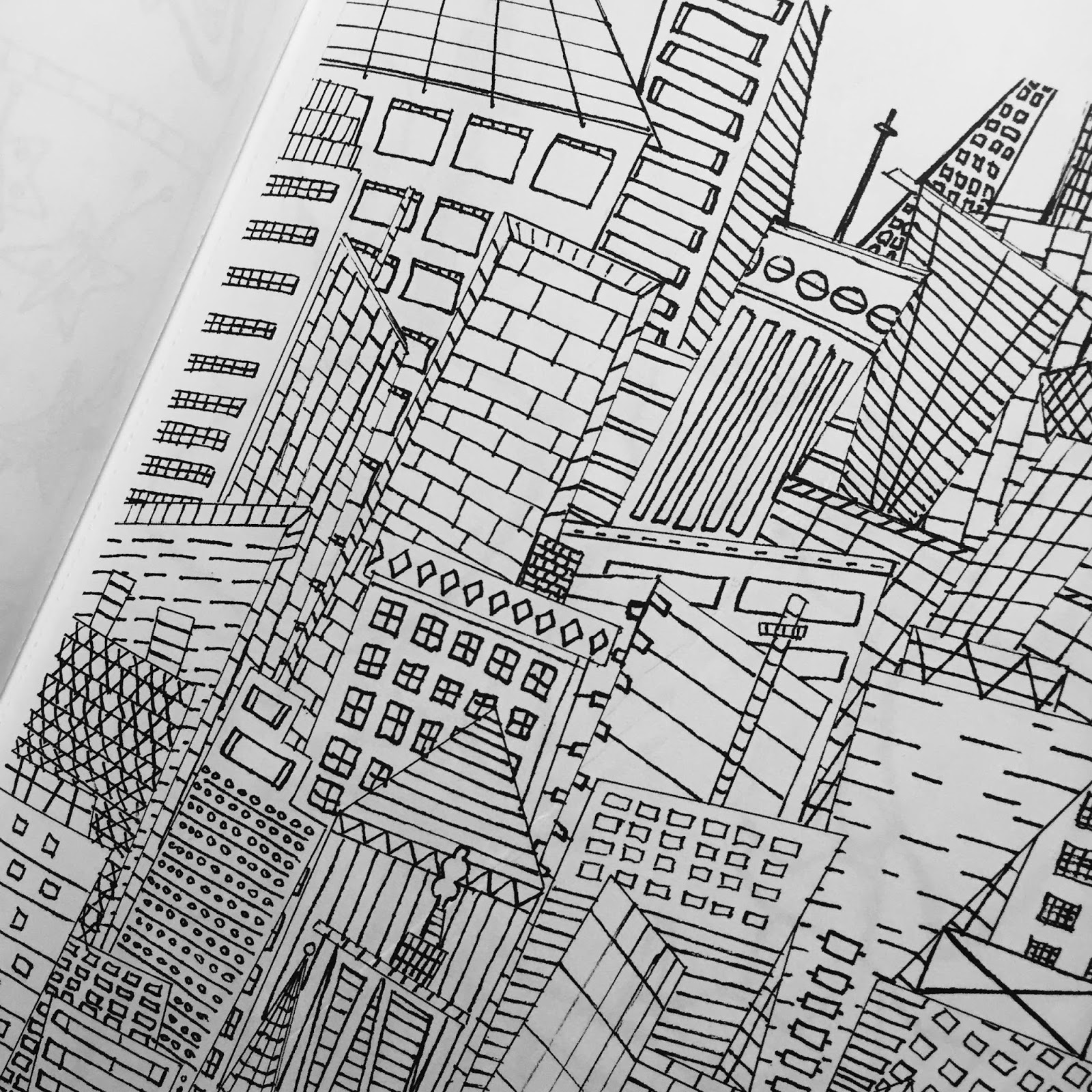 I Am Thrilled To Have A Drawing Included In The Scenes Section It Is An Ode My Home New York City Check Out Glimpse Below