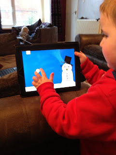 Miffy in the Snow - iPad app