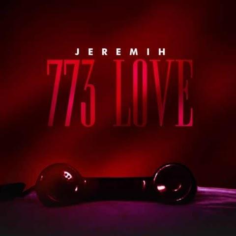 Jeremih - 773 Love (Cover-art)