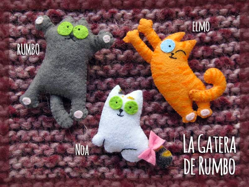 Broches CES Gatos Elche
