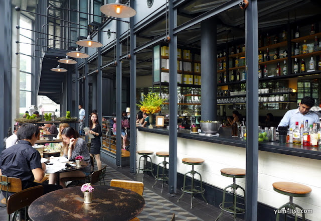 Acme Bar and Coffee, Fall Menu, Kuala Lumpur