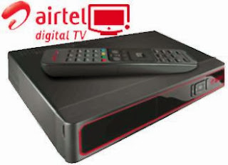 Airtel Set-top Box For 2000 Only