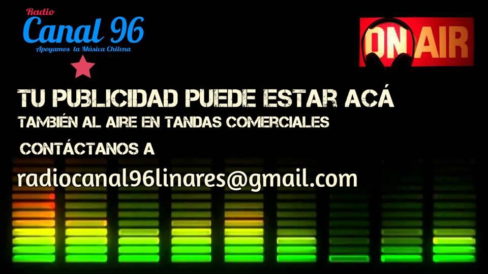 Se parte de radio Canal 96