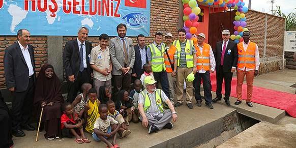 Kimse Yok Mu orphanages, Burundi