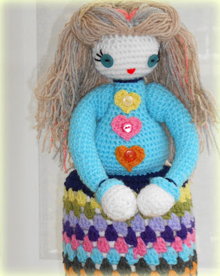 FREE TOILET ROLL HOLDER KNITTING PATTERN - VERY SIMPLE FREE KNITTING PATTERNS