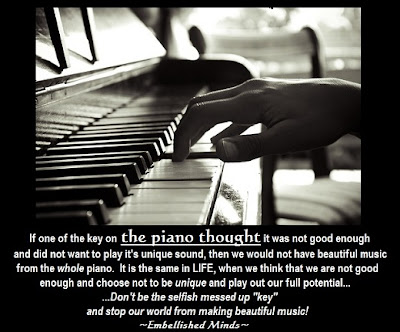 image about life and music
