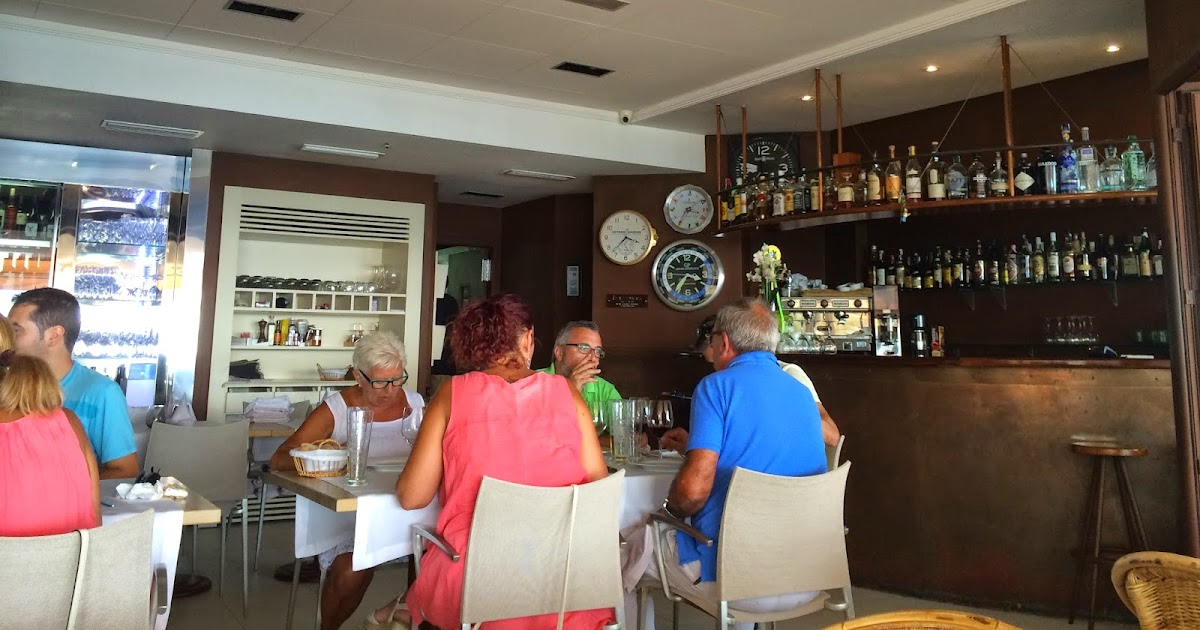 El surco del tiempo g89 restaurante simpson llafranc - Restaurante nu girona ...
