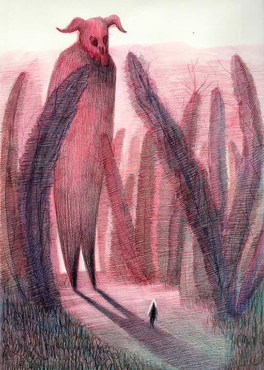 Ilustración de Sandra Rilova