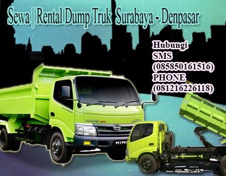Rental | Carter Dump Truk  Surabaya - Denpasar