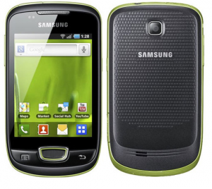 Review Android Phone - Samsung Galaxy Mini (S5570)