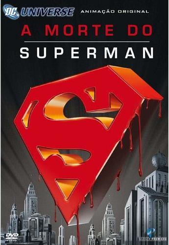 A Morte do Superman Torrent Dublado