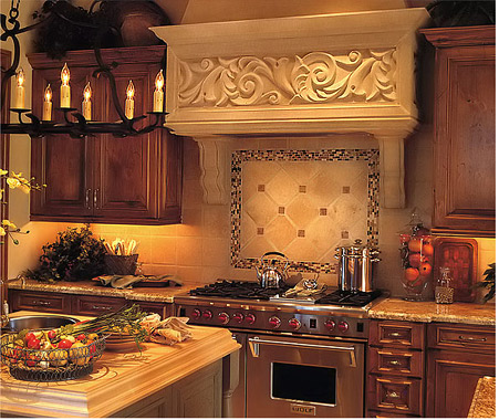 Kitchen Backsplash Tile Design Idea