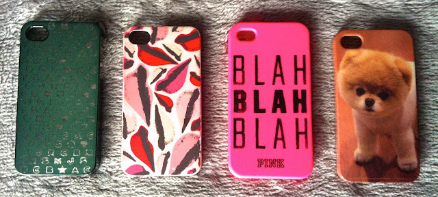 Marc by Marc Jacobs, Diane Von Furstenberg, Victoria's Secret, Boo, iPhone,