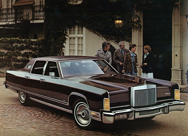 Vintage Car Ads From S To S on 1982 Cadillac Sedan Deville