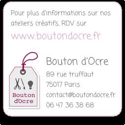 Bouton d'Ocre - Le site
