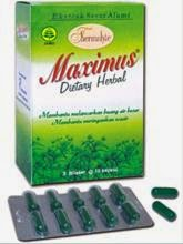 Maximus dietary herbal