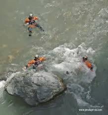 berenang melawan arus