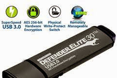 Kanguru Defender Elite30, Usb 3.0 Flash Campaign Comes Alongside Antivirus Program