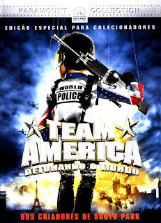 Team America : Detonando O Mundo   Dublado