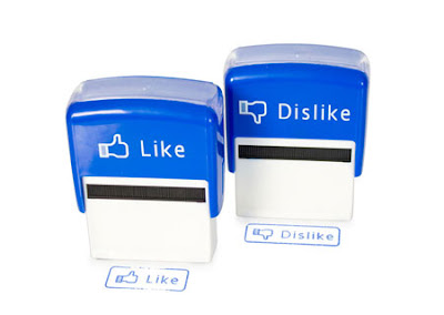 i like dislike facebook