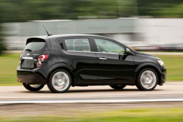 GM Working on 200-Mile EV Based on Chevrolet Sonic