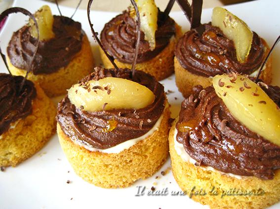 palet breton chocolat et poire