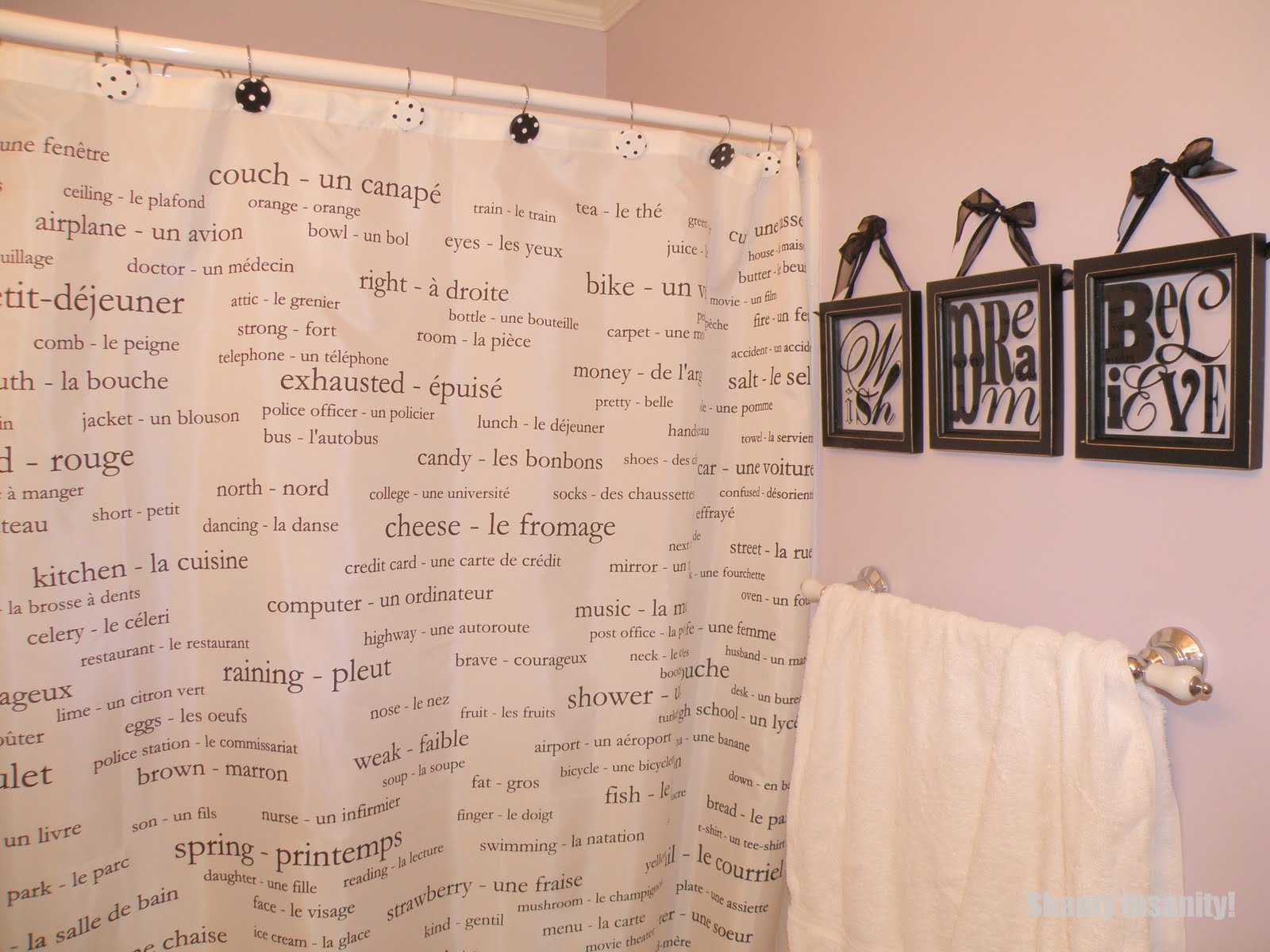 Shower Curtains For Teenagers