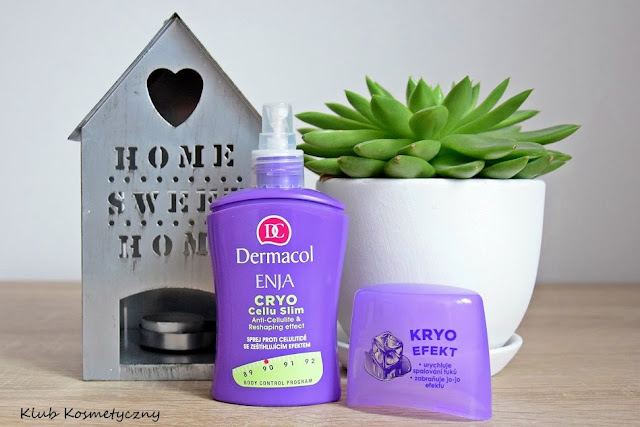 Dermacol spray na cellulit
