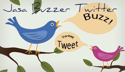 Jasa Twitter Buzzer Sosial Media