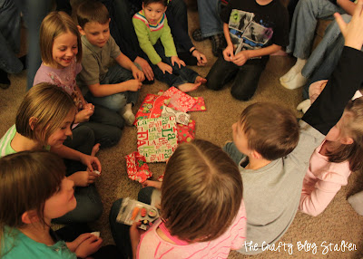 Kid Gift Exchange