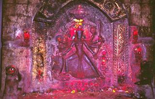 Shiva Altar Schrein