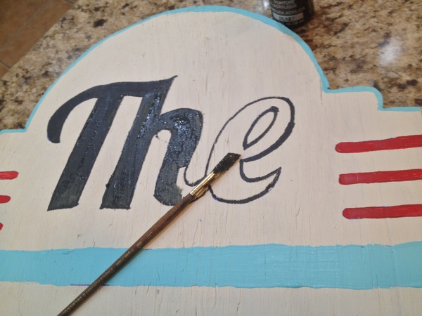 how to make a lighted sign with plexiglass
