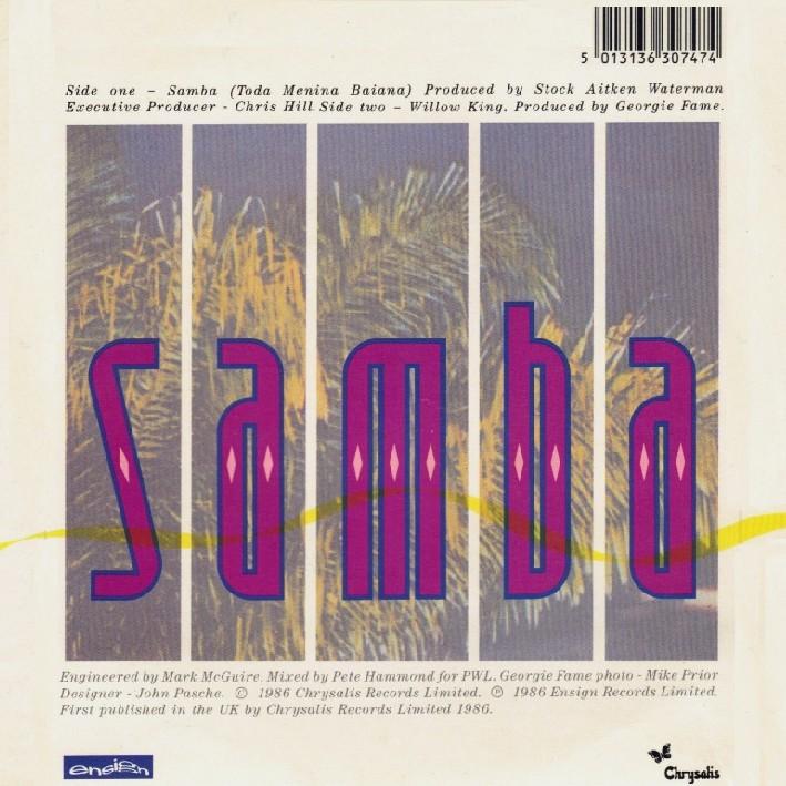 Georgie Fame Samba