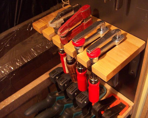 Sargento hacer bricolaje es for Sargentos de madera
