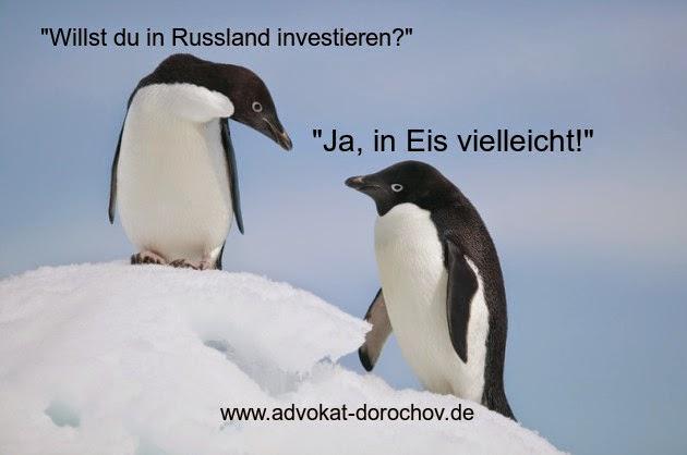 Steuer in Russland - Rechtsanwaltskanzlei für russisches Recht www.advokat-dorochov.de