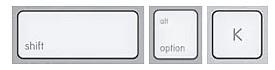 Mac'te Kolay Şekilde Apple Logosu Nasıl Yapılır