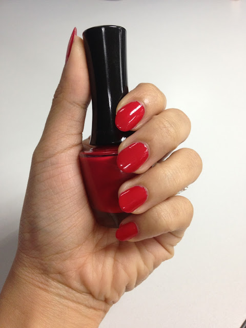 Lovely ME:EX Paint Nails RD302