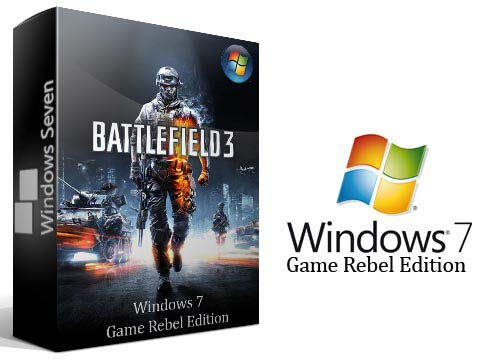 Windows 7 Game Rebel Edition X64 Download for PC