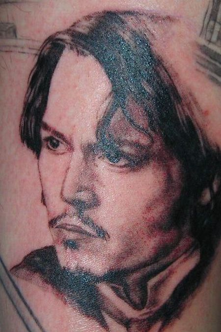 portrait tattoos pictures for tattoo ideas tattoo pictures. Black Bedroom Furniture Sets. Home Design Ideas