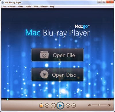 Mac Blu-ray Player for Windows v2.10.0.1526 portable