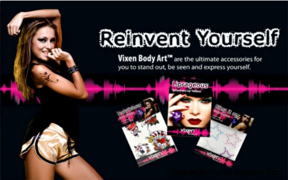What is Vixen Body Art  Vixen Body Art