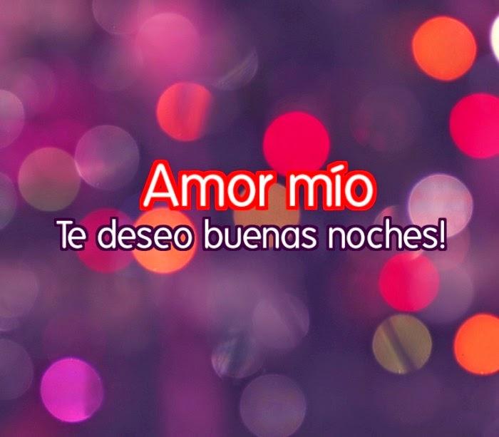 Buenas noches mi amor Facebook - Fotos De Buenas Noches Mi Amor