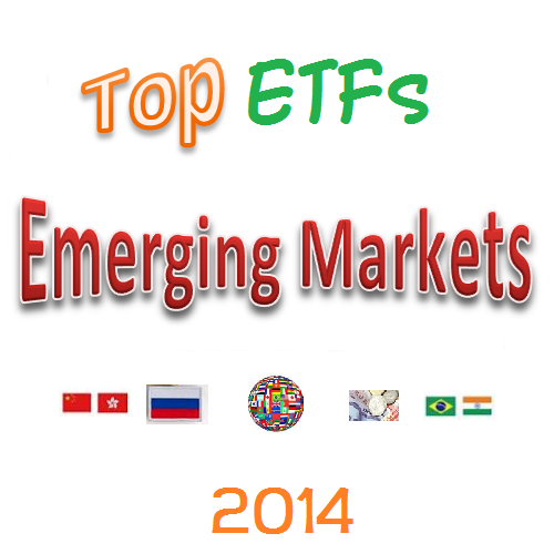 Best Performing Emerging Markets ETFs 2014