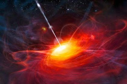 Angin Berkecepatan 5.000 Km/s Terlihat di Galaksi NGC 5548