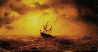pelukan laut