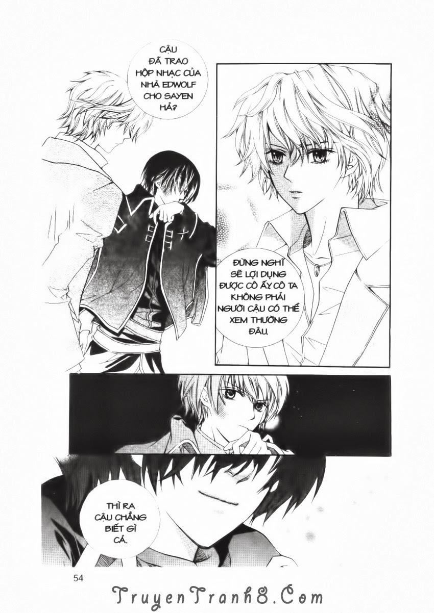 A Kiss For My Prince - Nụ Hôn Hoàng Tử Chapter 18 - Trang 17