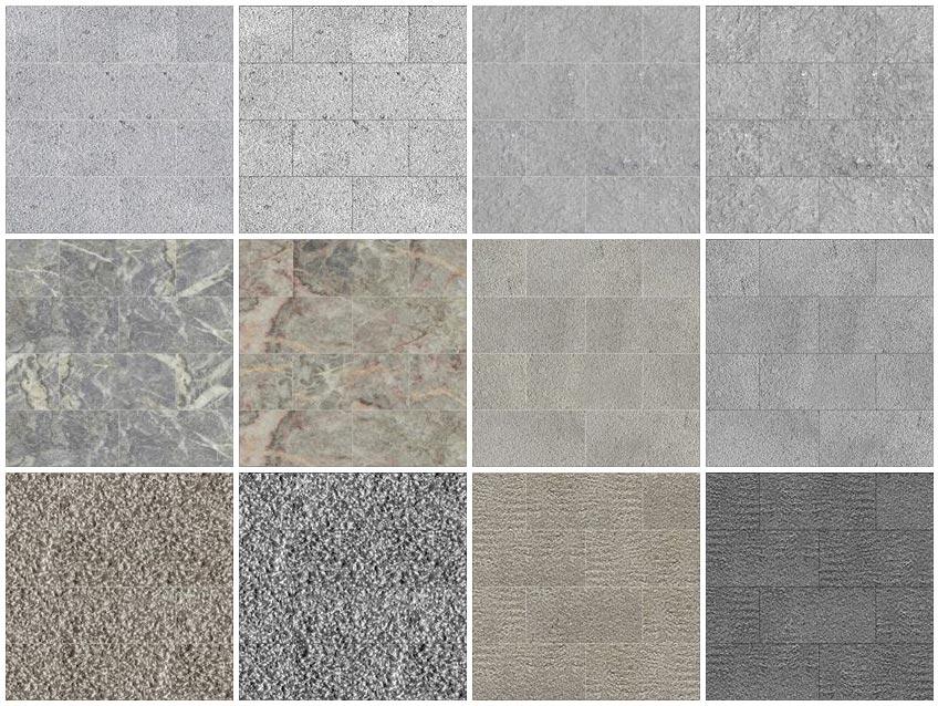 Grey Tile Texture Seamless Texture Marble Tileable